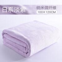 100*200大号大毛巾浴巾 可开洞美容院铺床单专用比纯棉柔软