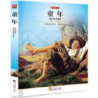 正版童年 高尔基经典世界名著外国外小说文学成人青少版