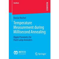 预订 Temperature Measurement During Millisecond Annealing: Ri