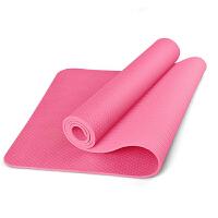 瑜伽垫 tpe材质初学者加长加厚体位线防滑垫男女家用仰卧起坐运动防滑无味健身垫子