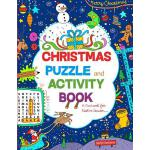 预订 Christmas Puzzle and Activity Book: A Fun book for Festi