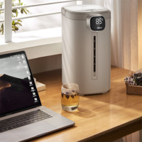 美的(Midea)电热水壶 SP50CY918热水瓶烧水家用全自动恒温一体大容量