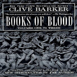 Clive Barker's Books of Blood 1-3(ISBN=9780425165584) 英文原版