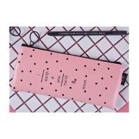 日照鑫 包邮 日韩国简约铅笔袋男女孩小学生小清新创意可爱中学生大容量文具盒一个装