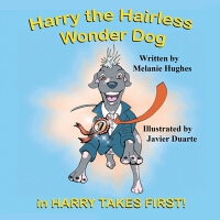 预订 Harry the Hairless Wonder Dog in HARRY TAKES FIRST! [ISB