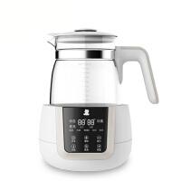 小白熊恒温调奶器暖奶器温奶器多功能冲泡奶粉机恒温水壶0856