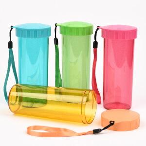 特百惠430ML星光莹彩随心杯便携水杯塑料杯