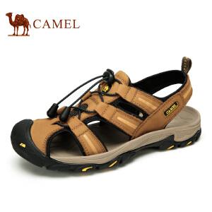 camel骆驼男鞋 夏季新款 户外休闲沙滩鞋男 凉鞋休闲鞋