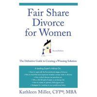 按需印刷 Fair Share Divorce for Women, Second Edition: The Defin