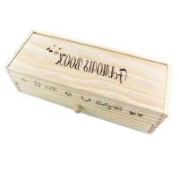 BENTOU 双层木质抽屉多功能笔盒 铅笔盒 文具盒 韩国文具