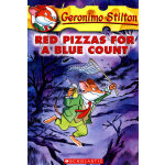 Red Pizzas for a Blue Count(Geronimo Stilton #07)老鼠记者7ISBN9780439559690