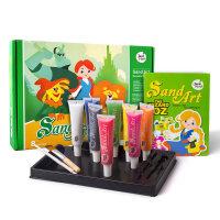 Joan Miro 美乐 JM08299 绿野仙踪儿童沙画套装 当当自营