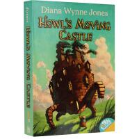 英文原版幻想文学小说Howl s Moving Castle 哈尔的移动城堡 宫崎骏动画电影原著 英文版进口英语书籍