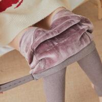 秋冬款加厚加绒外穿托腹裤孕妇打底袜连裤袜孕妇打底裤