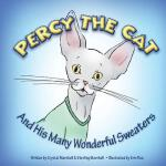 预订 Percy The Cat: And His Many Wonderful Sweaters [ISBN:978