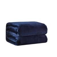 被窝窝冬季加厚法兰绒夏季学生单双人空调毯子午休毯午睡毯毛毯