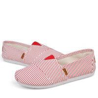 老北京布鞋女防滑轻便妈妈鞋软底舒适一脚蹬孕妇鞋平底秋季帆布鞋