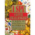 I Spy: Super Challenger 视觉大发现:超级挑战者 9780590341288