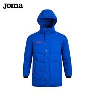 【年��大促】JOMA荷�R中�L款棉服男女童�b�和�冬季新款中大童外套�B帽保暖