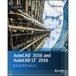 预订 AutoCAD 2016 and AutoCAD LT 2016 Essentials: Autodesk Of