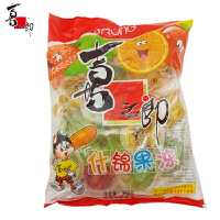 喜之郎 什锦果冻 360g 袋装 布丁果冻零食