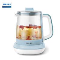 飞利浦(Philips) 养生壶 电水壶玻璃加厚电热水壶 多功能泡花茶壶煮茶器 HD9361/10一体机烧水壶 1.5L