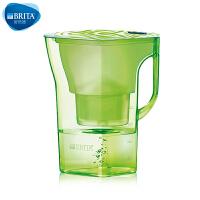 【当当自营】碧然德(BRITA) 过滤净水器 家用滤水壶 净水壶 限量  Navelia2.3L 绿色 1壶1芯