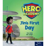 预订 Hero Academy: Leveled Reader Set 1 Jin's First Day [ISBN