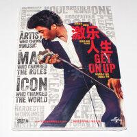 正版现货 激乐人生Get on Up 盒装DVD 激乐人心电影