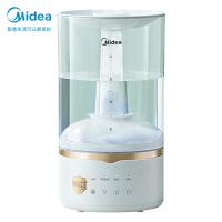 美的(Midea)空气加湿器SCK-3Q40 智能恒湿 上加水 家用卧室办公室加湿香薰机 4L大容量