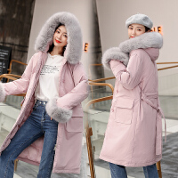 冬季孕妇装棉袄韩版宽松棉衣孕妇孕后期大肚子外套