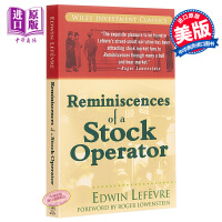 股票作手回忆录 英文原版 Reminiscences of a Stock Operator Edwin Lefèvre