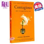 【中商原版】为什么事情会赶上 英文原版 Contagious: Why Things Catch On