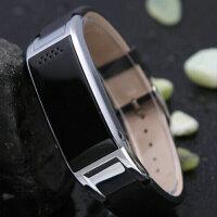 时尚智能蓝牙LED手表接听电话运动情侣皮带手环学生电子表 可礼品卡支付