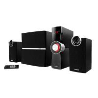 Edifier/漫步者 C2X电脑音箱低音炮 2.1声道多媒体台式木质音响