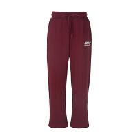 JOMA荷马女秋季新款针织长裤休闲时尚系带运动裤满200减40
