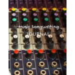 预订 Music Songwriting Journal: Sound Deck Cover is the perfe