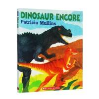 点读版 进口英文原版 Dinosaur Encore 恐龙返场 廖彩杏书单推荐