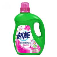 [当当自营] 超能 植翠低泡洗衣液(柔顺舒适) 2.5kg