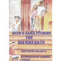 预订 Zion & Zara Stories: The Big Bike Race [ISBN:97805785369
