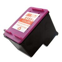 inkool丹瑞 HP 818墨盒 彩色大容量适用F2488 4288 D1668 2568