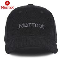 Marmot/土拨鼠户外休闲可调松紧遮阳帽