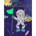 预订 Space Activity Book For Kids: : Kids Activities Book wit