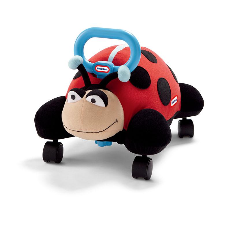 [当当自营]Little Tikes 小泰克 甲虫跑跑车 625640XXPPE 【当当自营】美国品牌小泰克专注儿童玩具40多年,让在小朋友在快乐中成长