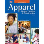 预订 Apparel: Design, Textiles & Construction [ISBN:978163126