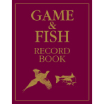 预订 Game & Fish Record Book [ISBN:9781846890895]