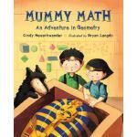 【预订】Mummy Math An Adventure in Geometry