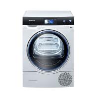 西门子(SIEMENS)9公斤 干衣机 进口热泵 家居互联 高温除菌 定制烘干 低温护衣 WT47U9H00W