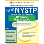预订 New York State Grade 8 Math [ISBN:9780738600277]