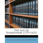 预订 The Age of Shakespeare (1579-1631) Volume 1 [ISBN:978117